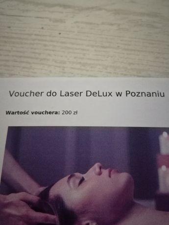 Okazja! Voucher 200zł za 100zł