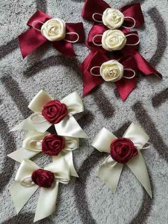 Бутоньєрки на весілля ексклюзивні hand made