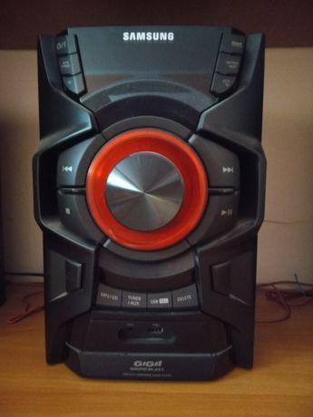 Wieża SAMSUNG MX-H630 USB/Bluetooth