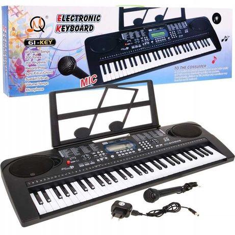 Keyboard Mq-6159UFB z wejściem USB i Bluetooth Powystawowy