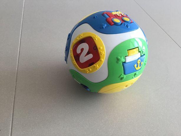 Hula kula Interaktywna piłka