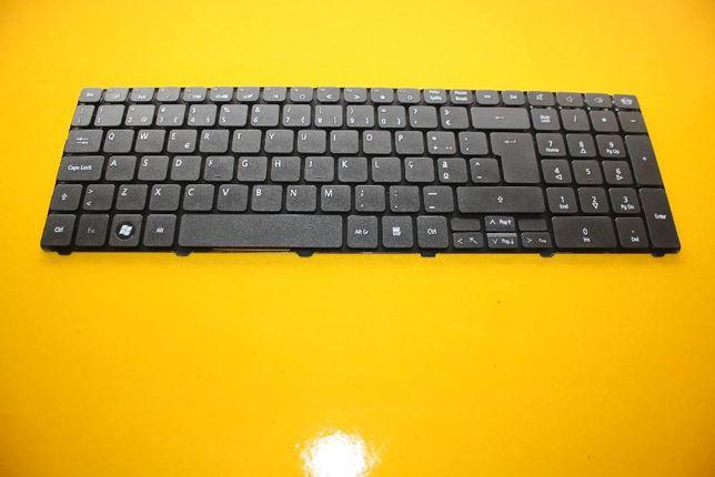 Teclado Packard Bell EasyNote TM81 | TK85 | TM82 | TM86 | TM98 | NV50