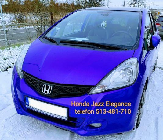 Honda Jazz Elegance, 1.4 V-TEC, 2011 r.