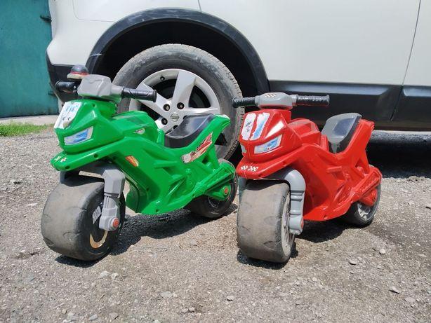 Мотоцикл, беговел