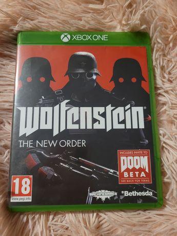 Wolfenstein na xbox one