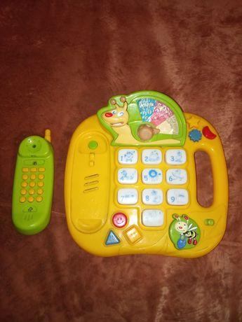 Телефон детский,телефон