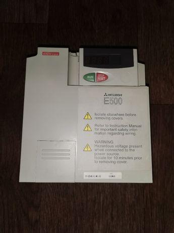 Преобразователь частоты Частотник Mitsubishi FR-E540-0.4K-EC