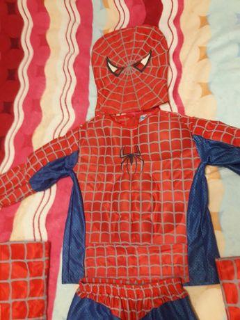 человек-паук-прокат костюма