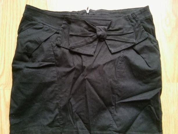 spódnica z kokardą M mini