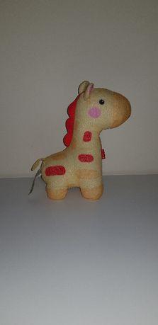 Fisher price świecąca przytylanka żyrafka