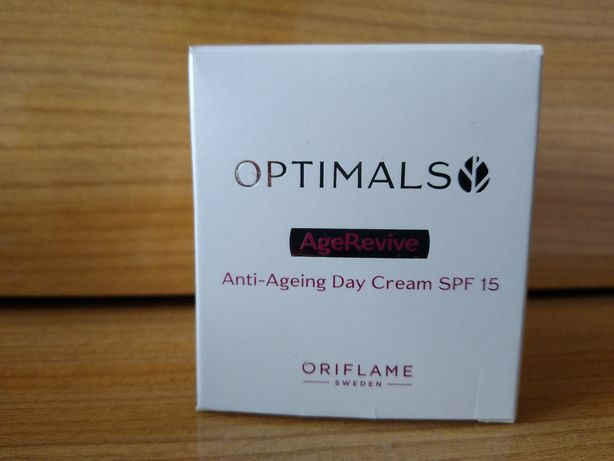 Krem Optimals na dzień  Oriflame