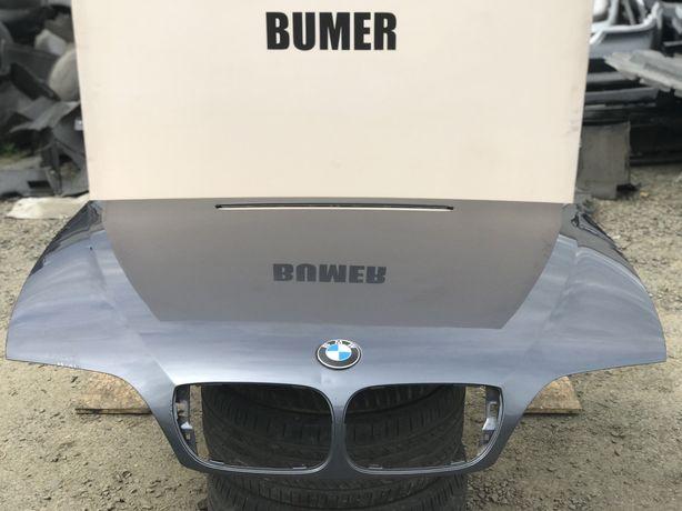 Капот БМВ Е46 Рестайлинг 400 Stahlgrau Серий Капот BMW e46