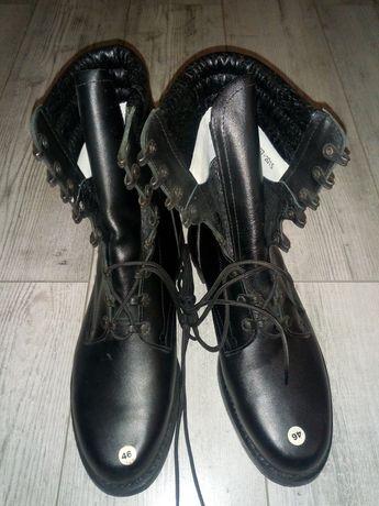 Buty wojskowe skoczki