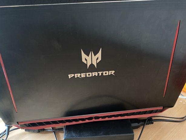 Мощный игровой ноутбук  GTX 1060 Acer Predator Helios 300