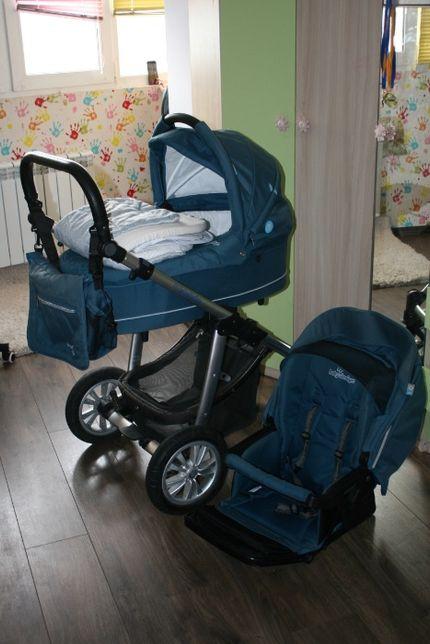 Коляска универсальная Baby Design Lupo Comfort (Польша) 2 в 1