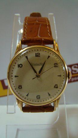 zegarek złoty 18k IWC SCHAFFHAUSEN cal c89