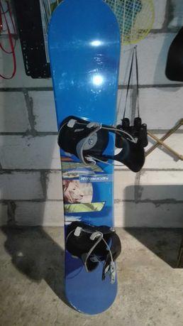 Ladna deska snowboardowa Naked 154cm. Okazja!