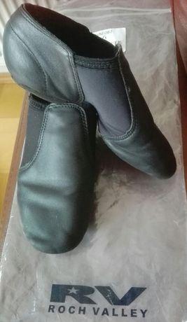 Skórzane buty do tańca ,baletu Roch Valley 33