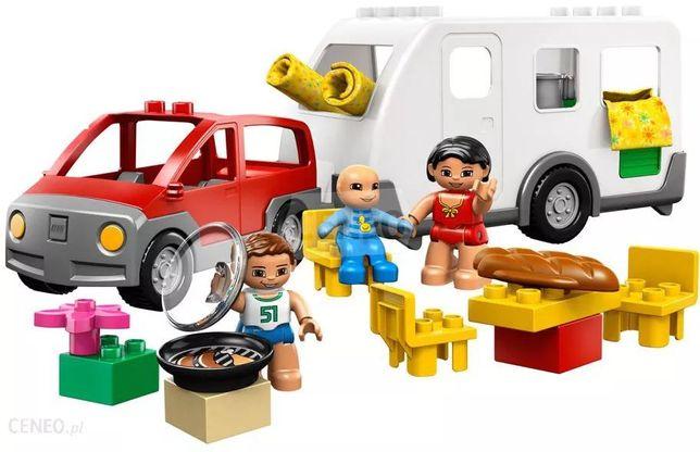 LEGO DUPLO 5655 przyczepa kempingowa