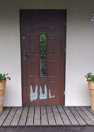 Rezerwacja drzwi zewnętrzne na budowę/techniczne