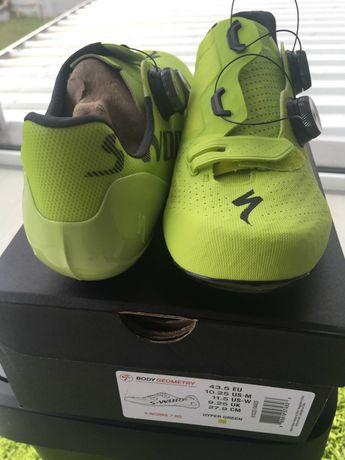 Sapatos estrada s-works novos