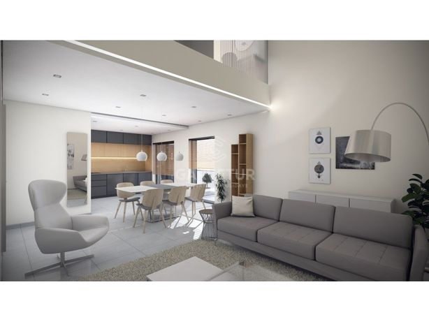 Apartamento T2 duplex, piscina na cobertura, Faro, Algarve