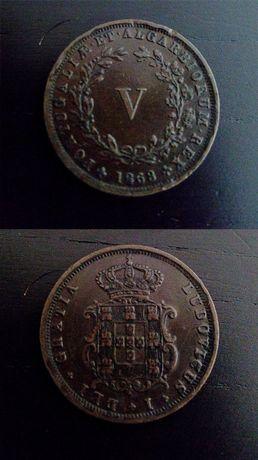 1868 V Reis Portugal