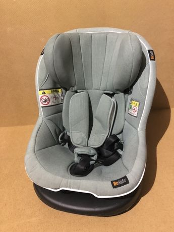 Cadeira Be Safe c/ base Isofix