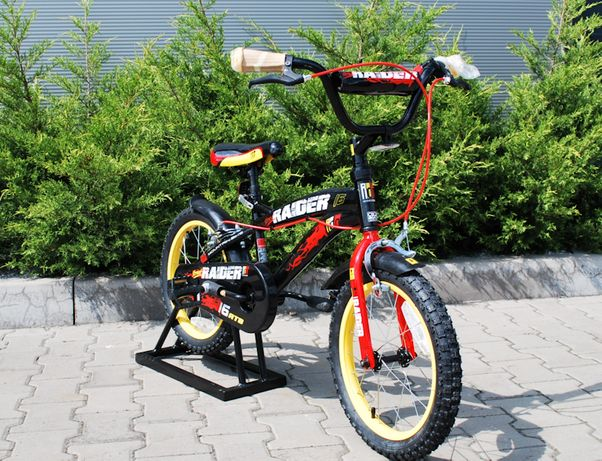 "Rower Rowerek dla chłopca 16"" street rider click&go"