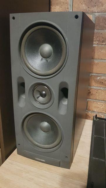 Kolumny głośnikowe Grunding MBX 310 120w 4ohm x2 Przerobione
