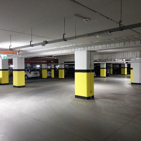 Miejsce garażowe, Poznań Świerzawska 12a, hala podziemna, 130zł+adm.