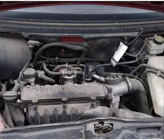 Двигун 1.7 дизель Mercedes-Benz A-Клас W168
