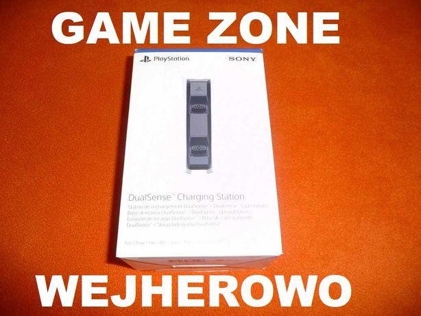 DualSense Charging Station do PS5 Ładowarka padów Sony