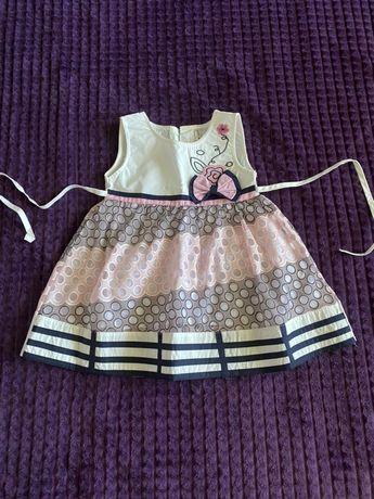 Платье на девочку 92см НОВОЕ!!!