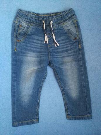 Spodnie i spodenki - rozmiar 80
