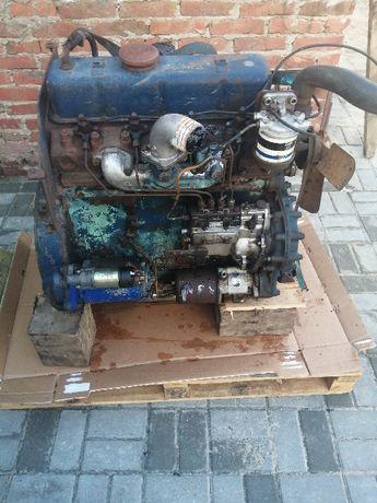 Silnik JCB3C, Leyland 270, 262, 272 4/98 NT