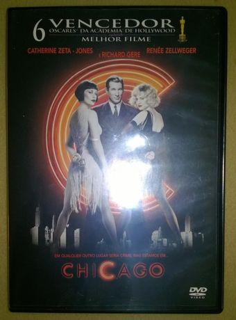 DVD Filme Chicago - Vencedor de 6 Óscares e 3 Globos de Ouro