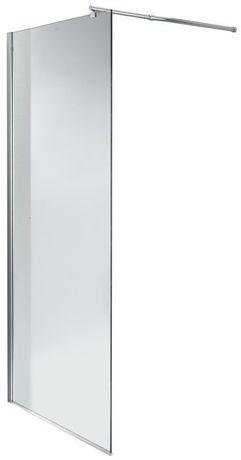 Ścianka prysznicowa szyba walk-in 80 cm prysznic kabina natrysk
