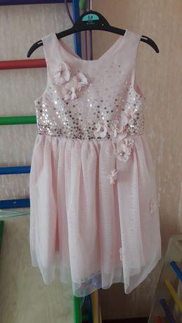 Платье Нм на 3-5 лет