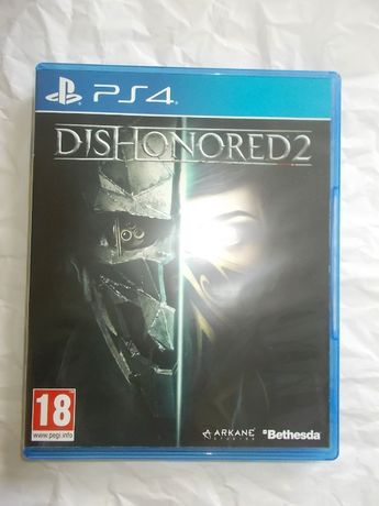 Dishonored 2 PS4 PL