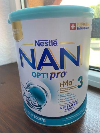 Суміш NAN Optipro 3