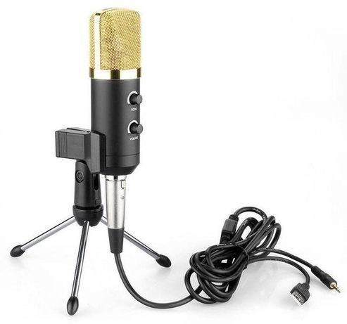 Новые конденсаторные микрофоны ZEEPIN F100TL BLACK - USB - Гарантия!
