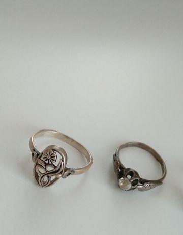 Продам серебряные кольца 925 пробы