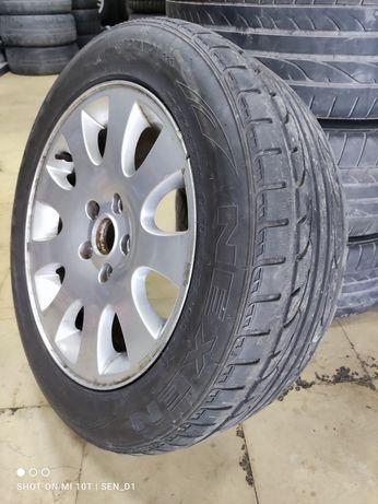 Koło zapasowe Audi VW opona letnia 205/55/16 felga aluminiowa 5x112