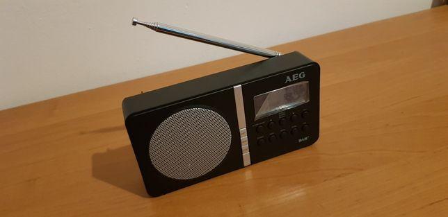 Radio sieciowo-bateryjne AM, DAB+, FM AEG DAB 4138