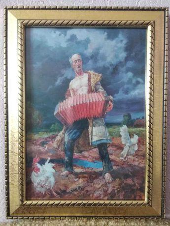 Картина художника Ирика Мусина (копия)