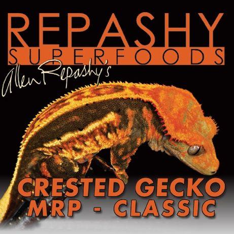 Repashy Figa, Banan, Morela, z owadami - dla gekon orzęsiony