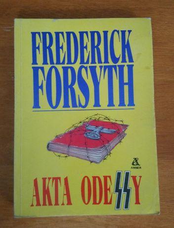 """""""Akta Odessy"""" - F. Forsyth"""