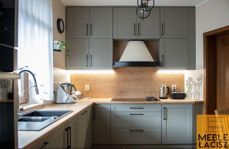 Meble kuchenne na wymiar. Najwyższa jakość! (meble,kuchnie,egger) Częstochowa - image 1