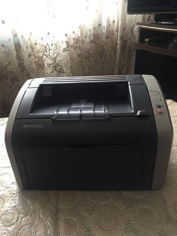 Принтер лазерный НР 1010